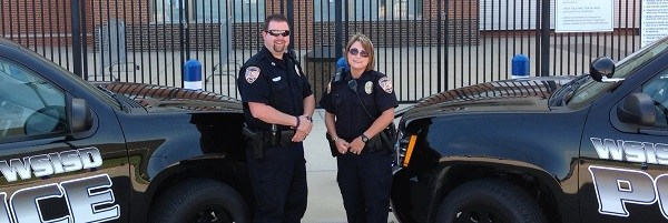 WSISD Police Officers