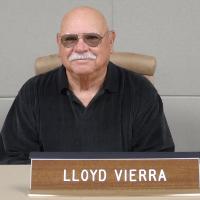 Commissioner Lloyd Vierra