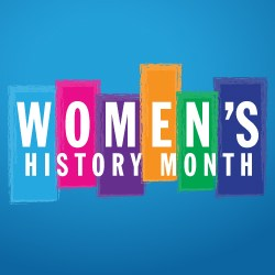 Women's History Month in March 2021 Featured Photo