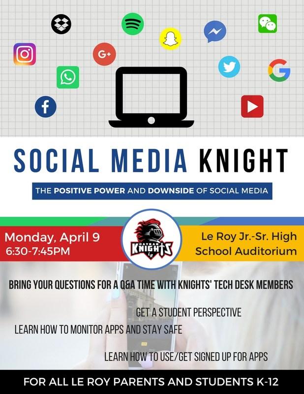 Social Media Knight