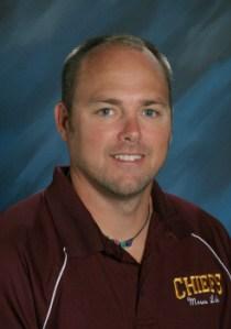MLHS Principal Jake Long