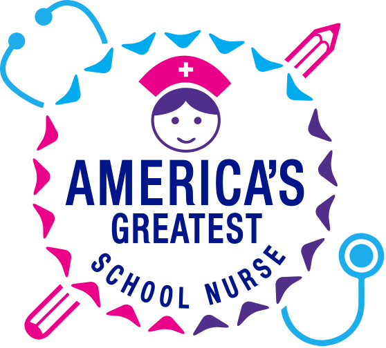 Americas Greatest School Nurse Logo