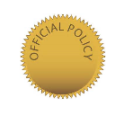 official policy seal