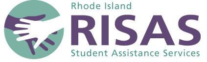 RI Student Assistance Services Logo