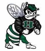 Buzzy the Hornet Mascot
