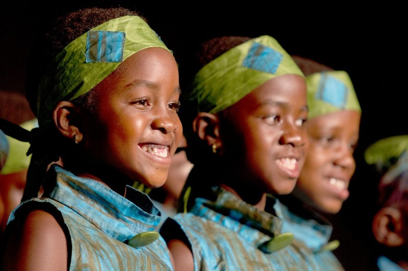 The African Children's Choir is Coming to GCS! Thumbnail Image