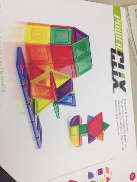 Picture of CLIX blocks