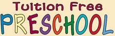 Tuition Free Preschool