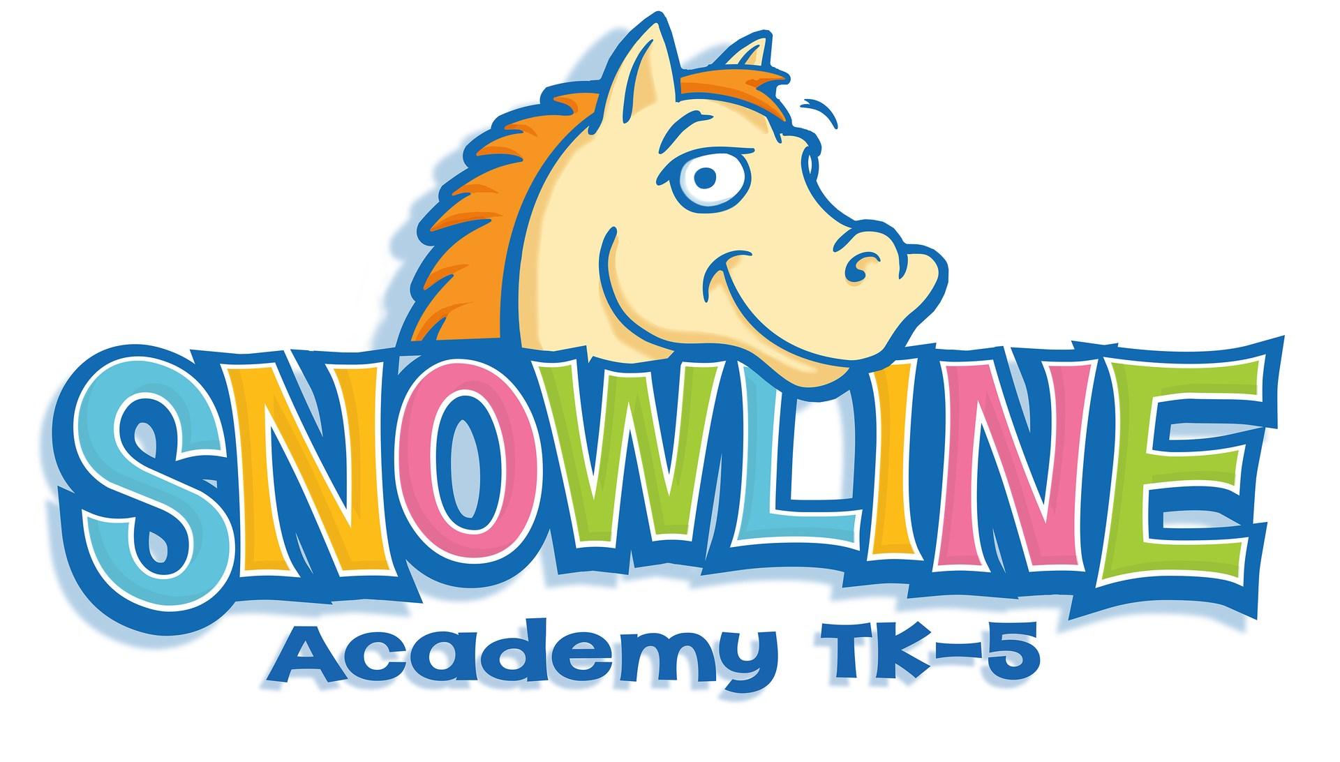 Snowline elementary logo