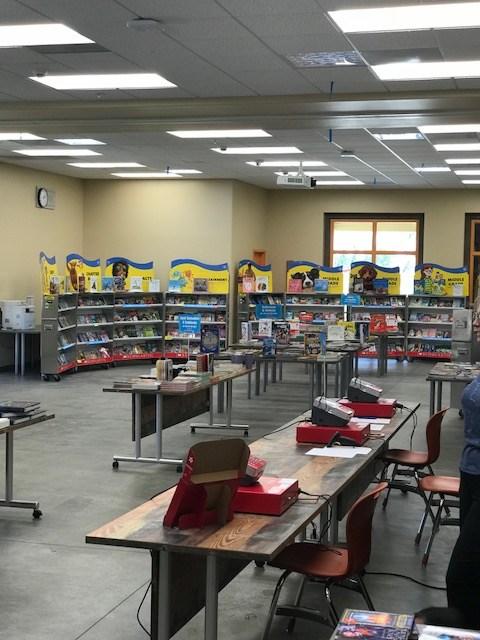 Visit our BOGO Scholastic Book Fair!! Thumbnail Image