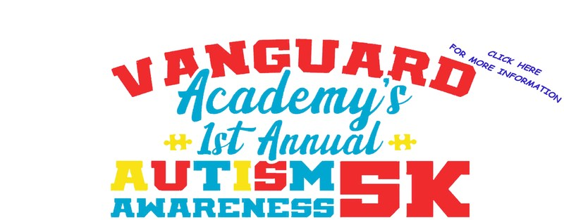 Vanguard Academy 1st Annual Autism Awareness 5K Run / Walk. Featured Photo