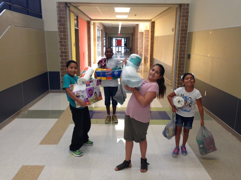 ShadowGlen Students Make a Difference Thumbnail Image