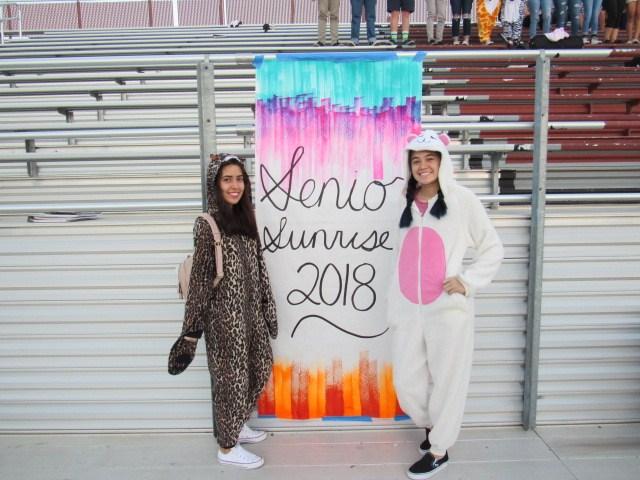 Senior Sunrise 2017
