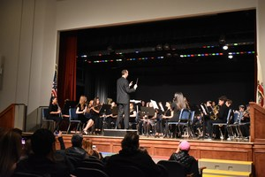 Honor Band Concert