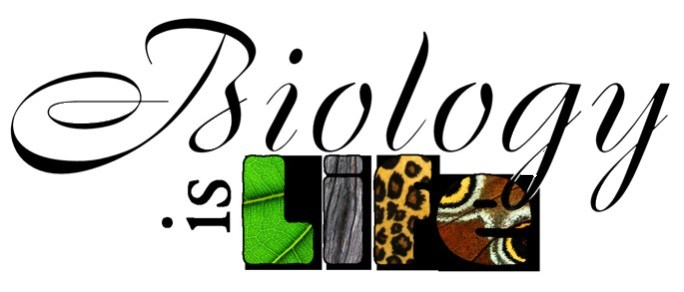Biology is Life image.