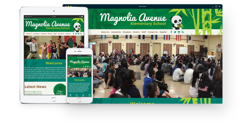 Magnolia Avenue Elementary School Featured Photo