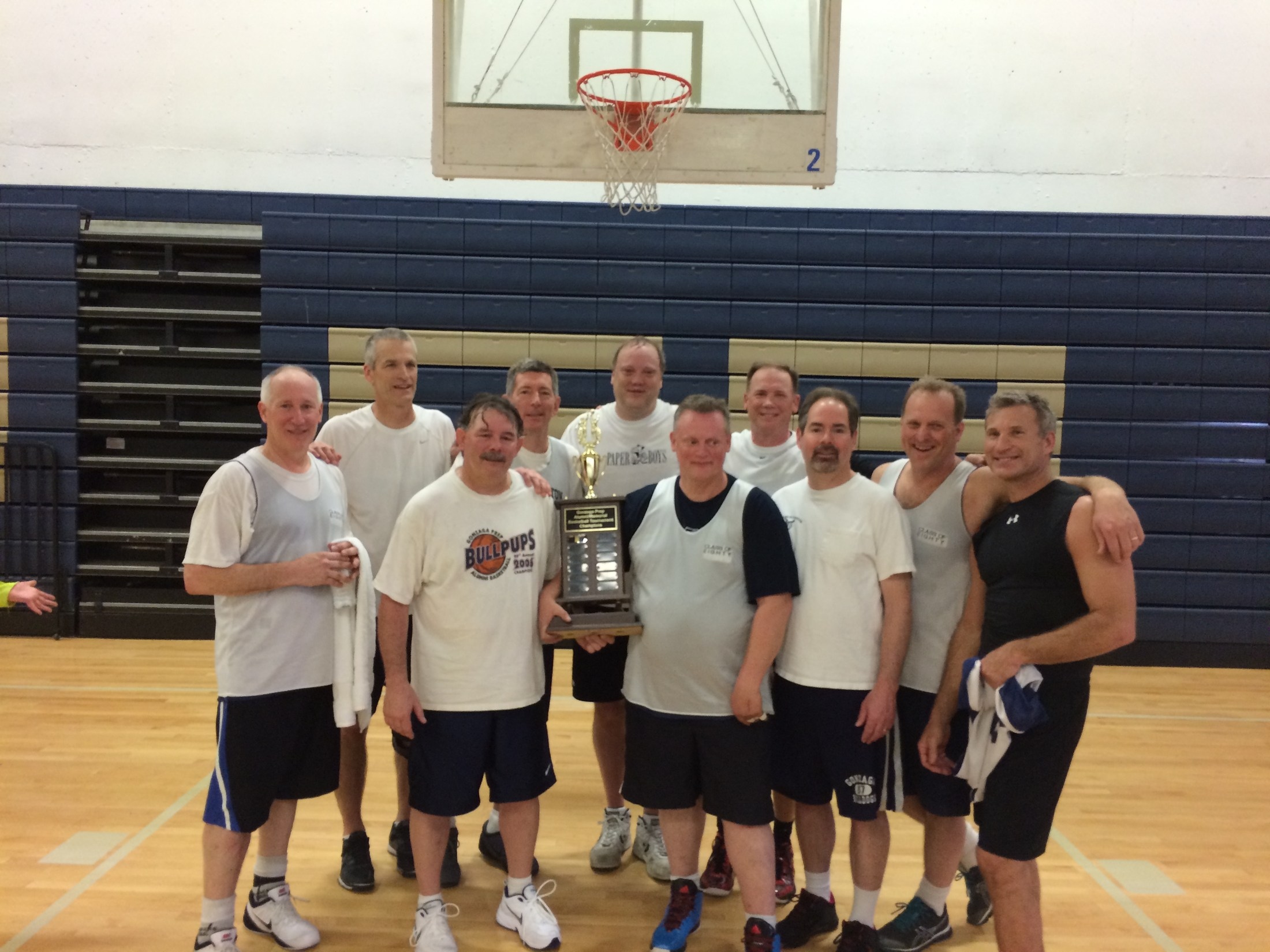 Alumni Memorial Basketball Tournament: Honoring Brian Sweeny `97