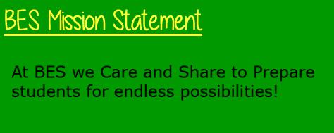BES Mission Statement