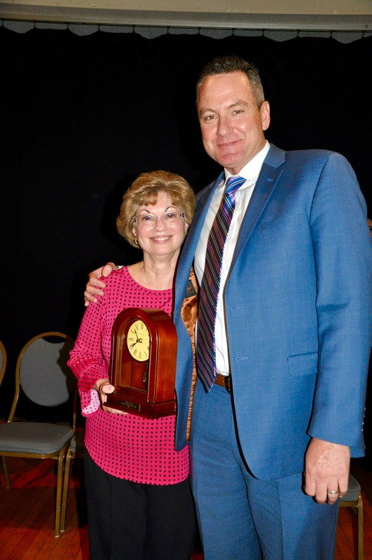 Classified Employees Honored During Cornerstone Awards Banquet Featured Photo