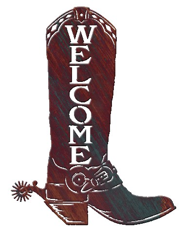 Welcome Boot