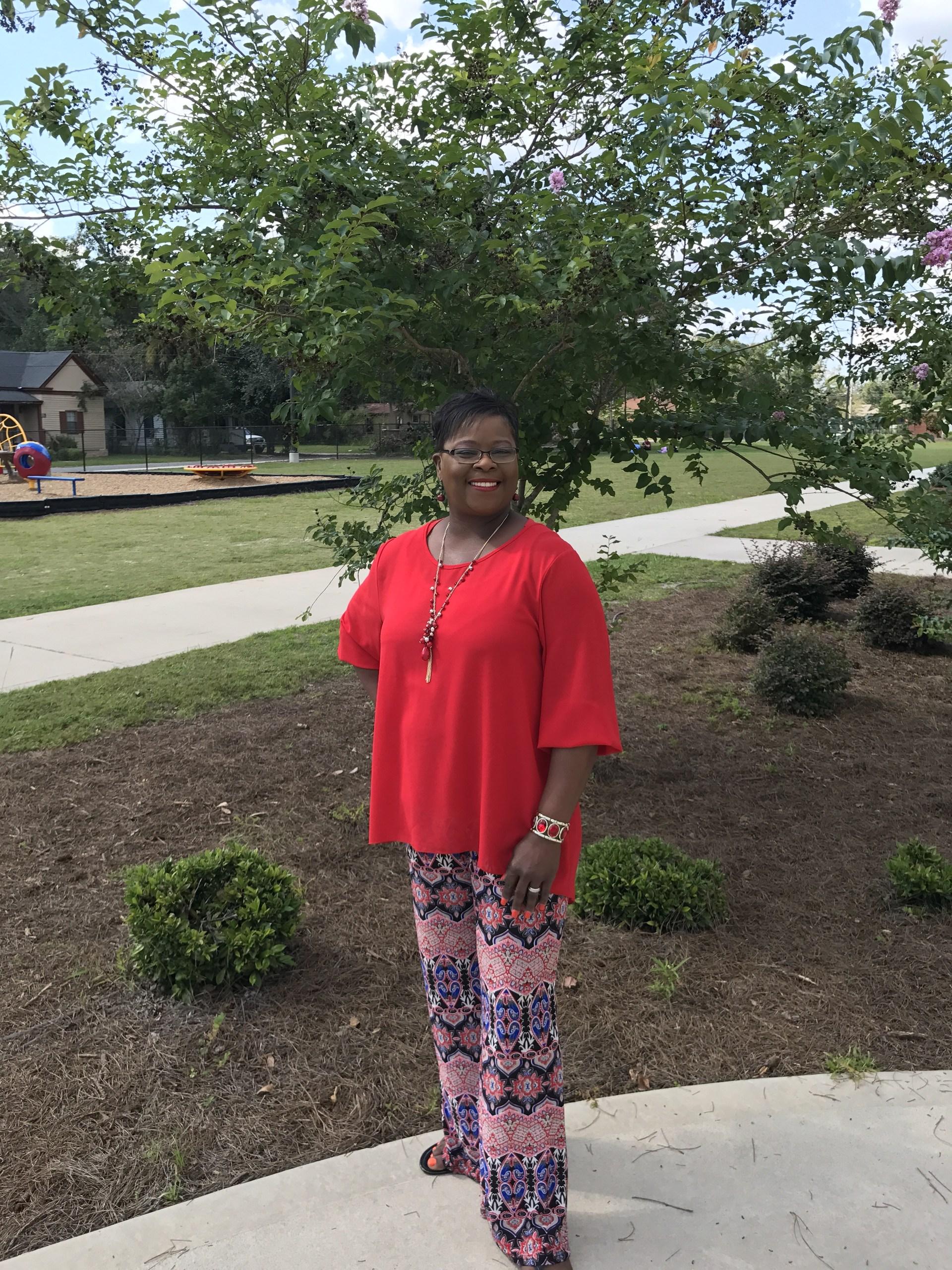 Mrs. Anita Jackson, Receptionist