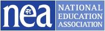 NEA National Education Association Logo Link