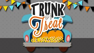 Trunk or Treat with candy