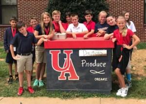 UA Produce Stand