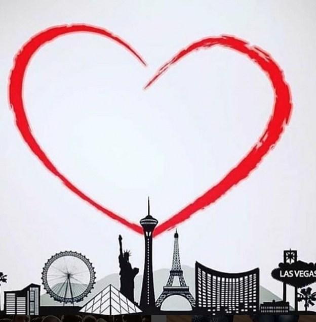 Love for Vegas
