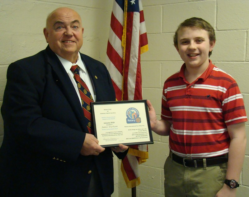 Rotary Student picture