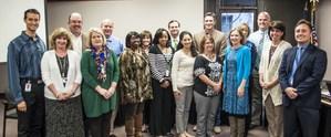 Oakwood Staff with Board - AVID.jpg