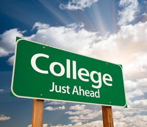 College - Just Ahead!