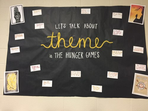 Theme in The Hunger Games