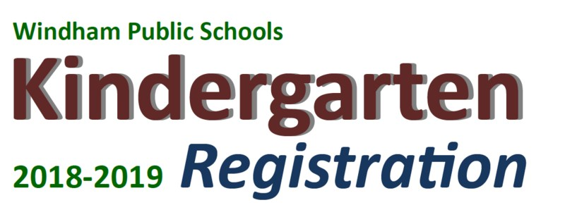 Kindergarten Open Registration for Children born in 2013 Thumbnail Image