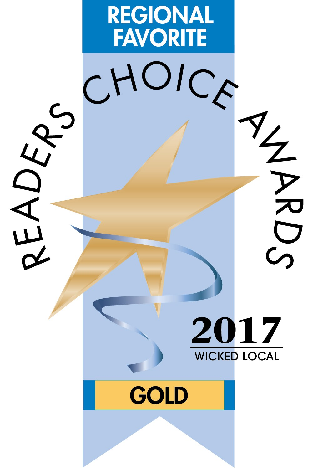 Wicked Local's Regional Gold Winner