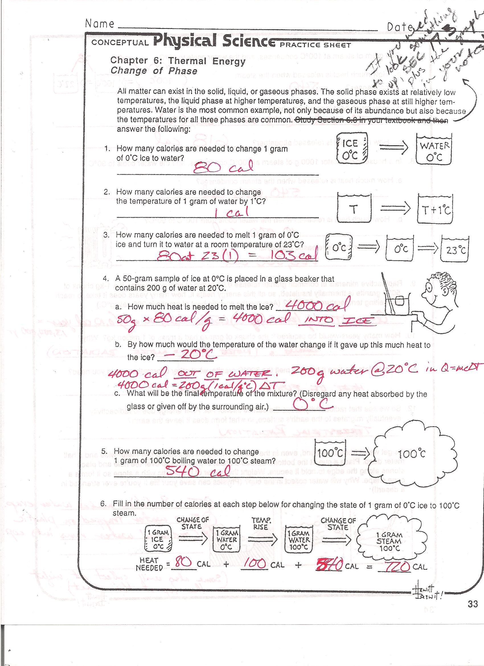 change of state worksheet Worksheets for Kids Education Free – Phase Change Graph Worksheet