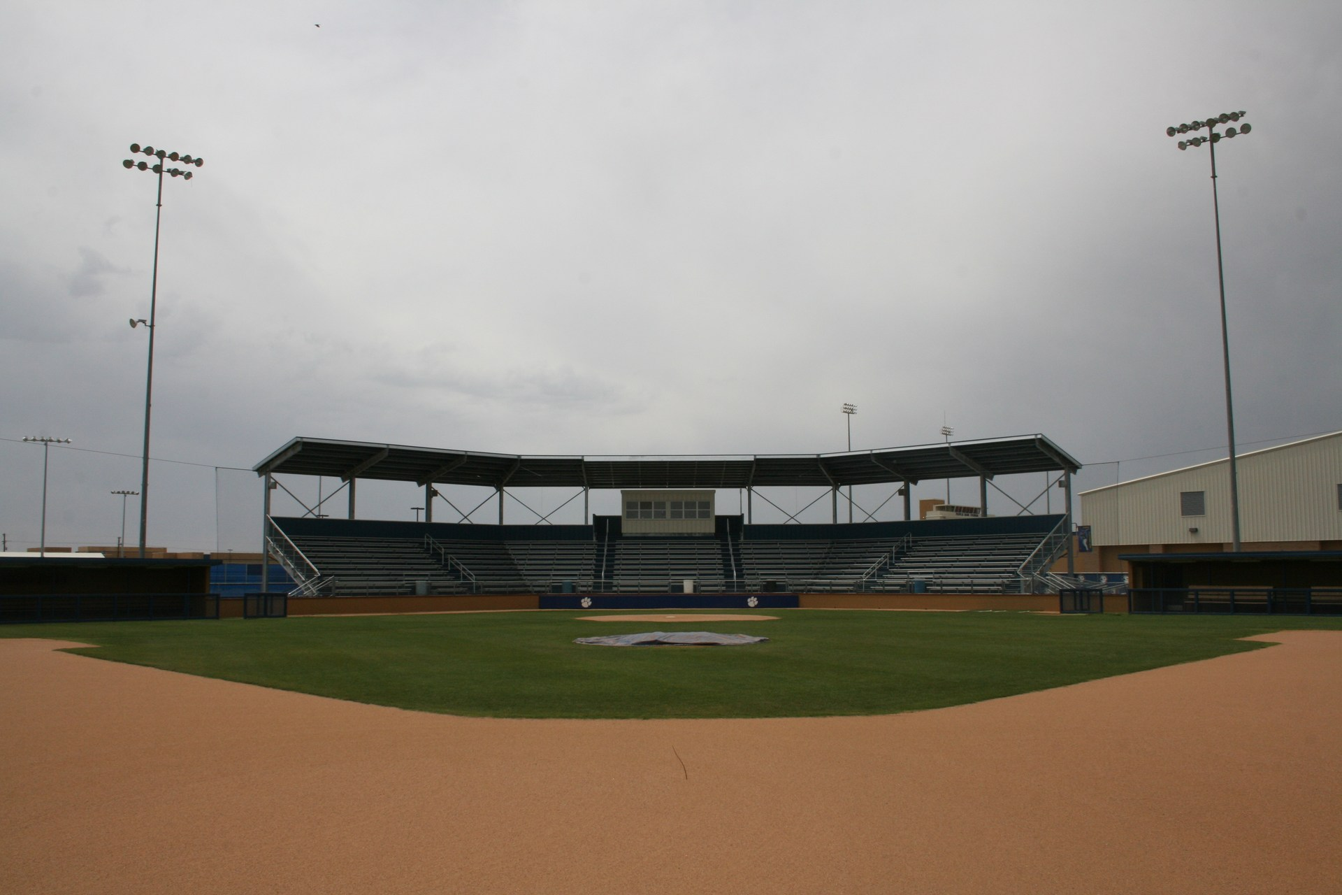 Tiger Baseball Stadium