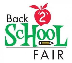 Back 2 School Fair with Pencil