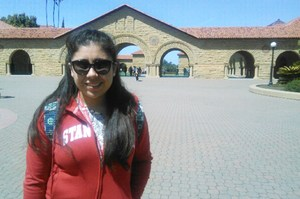 Luz Mercado will attend Stanford as one of the last 1,000 Gates Millennium Scholars. The gift will cover all her expenses for college and possibly graduate studies as she pursues her dream of becoming a doctor.