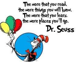 Dr Seuss READ