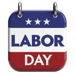 NO SCHOOL ON LABOR DAY Thumbnail Image