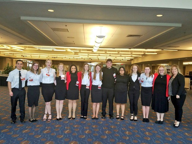 Krum FCCLA Qualifies 5 of 7 Teams for State! Thumbnail Image