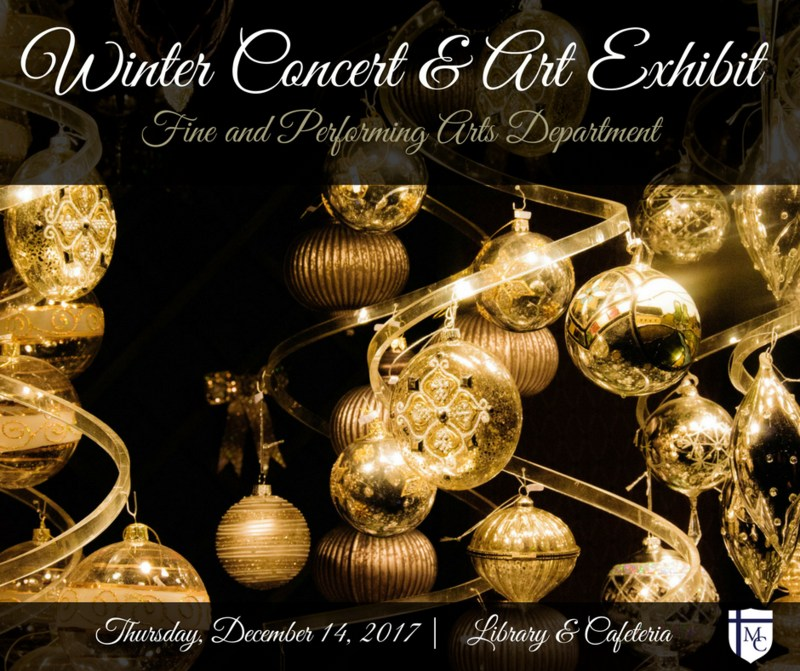 Winter Concert and Art Exhibit Thumbnail Image