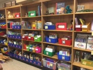 Parent Resource Room Materials