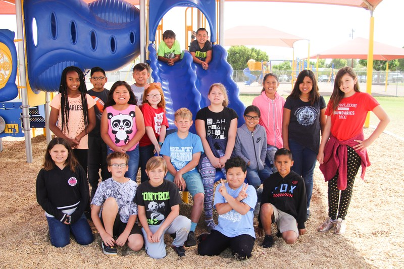 May Students of Month Featured Photo