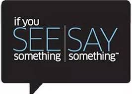 See Something/Say Something Incident Reporting Thumbnail Image