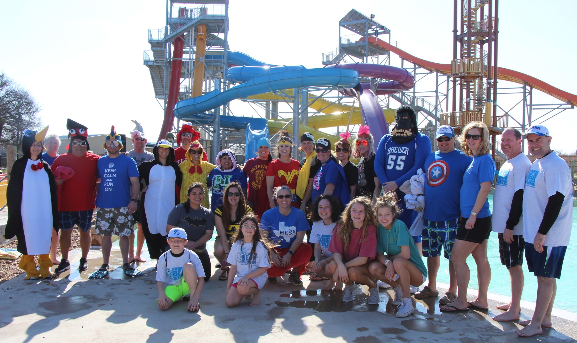 BRRRewer Bear Plunge raises more than $5,000 for WSISD students.