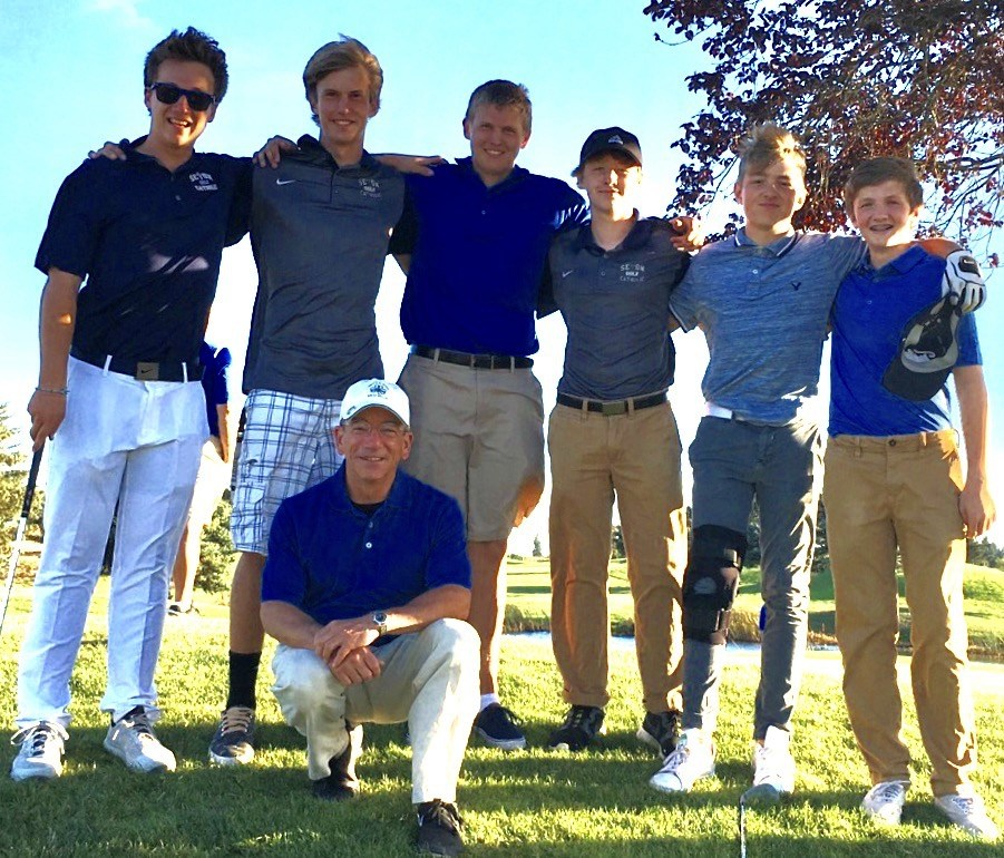 Photo of Boys Golf Team