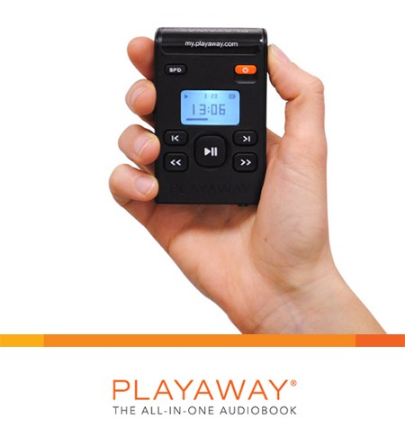 Playaway Audio Books now Available at our Library! Thumbnail Image