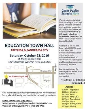Pacoima Panorama Town Hall 2016 English.jpg
